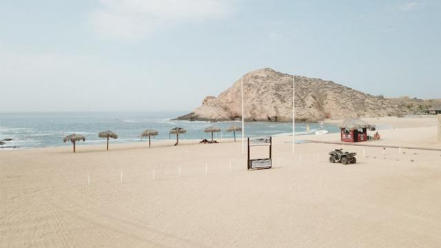En caso omiso a medidas de higiene reducirán aforo en playas