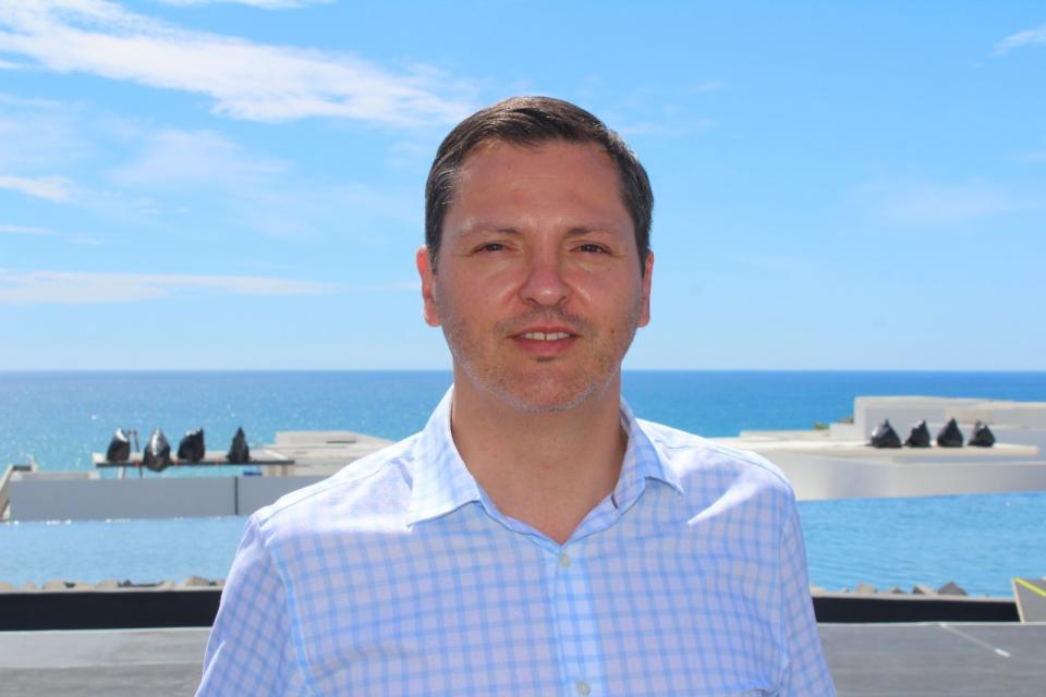 Director general del Fideicomiso de Turismo de Los Cabos