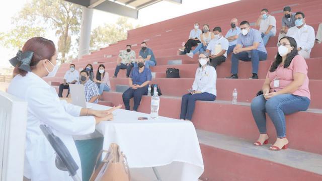 Reforzarán medidas sanitarias en oficinas municipales