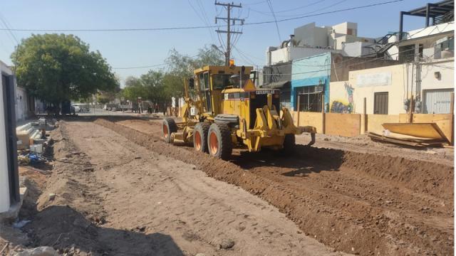 Sigue mejoramiento de imagen del Centro Histórico de La Paz