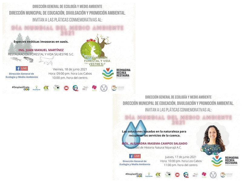 Invitan a conversatorio virtual sobre el medio ambiente