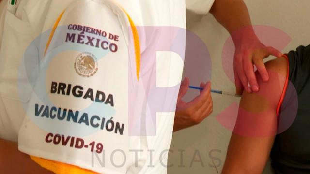 Adultos mayores de 18 años sin INE recibir vacuna Anti-Covid.