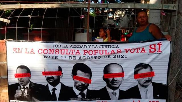 Sí a la Consulta Ciudadana 2021: Ricardo Araoz Gamiño
