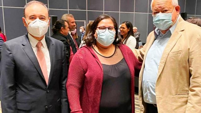 Se reunirá Víctor Castro Cosío con gobernadores electos