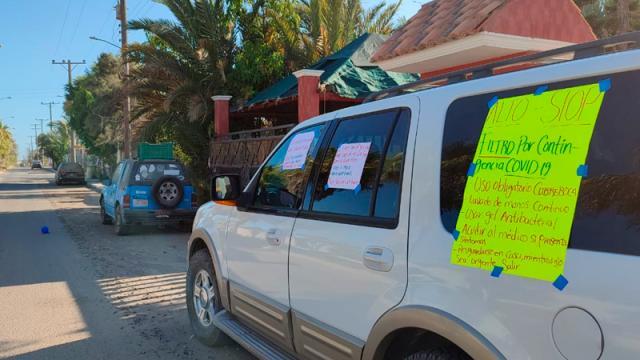 Brotes de Covid en comunidades aledañas a San Juanico