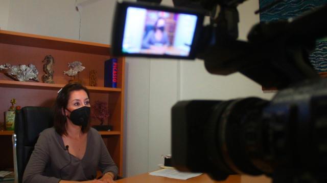 Atinada la inspección en zona hotelera: Fátima Miranda
