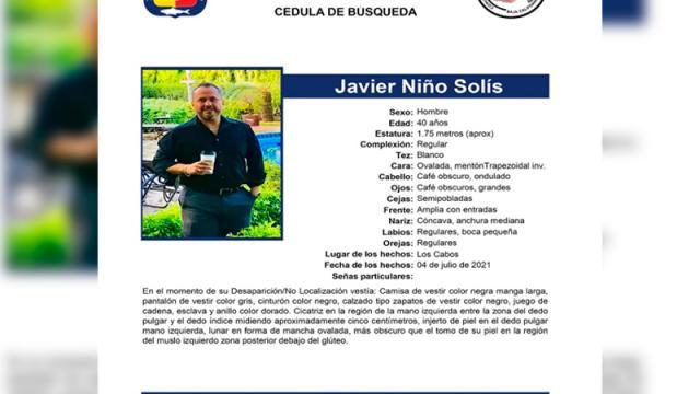 Confirman secuestro de empresario en Los Cabos