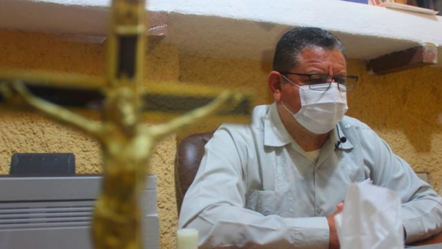 Templos abren de nueva cuenta sus puertas con 30% de aforo