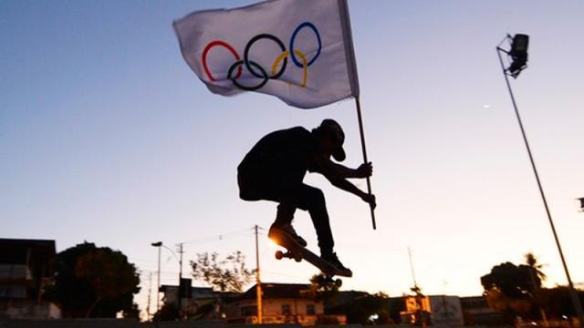 Skateboarding atrae la atención en su gran estreno olímpico