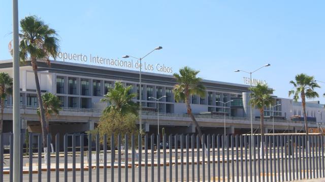 Remodelación del Aeropuerto de Los Cabos