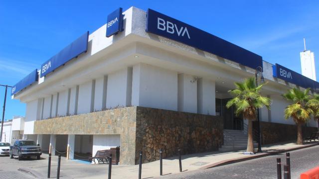 Sucursal de BVBA de Bancomer