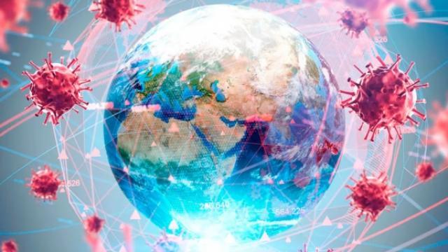 Coronavirus o Covid-19 en el mundo