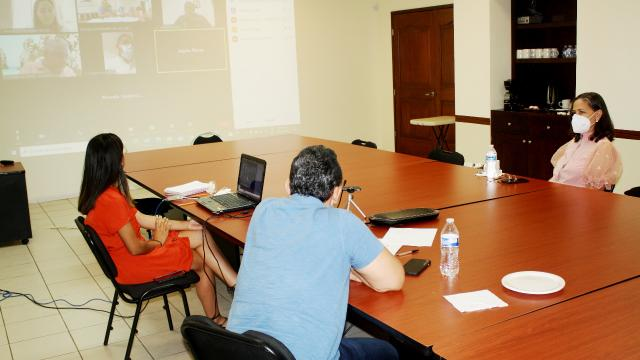 Consejo Coordinador de Los Cabos en Mesa Covid