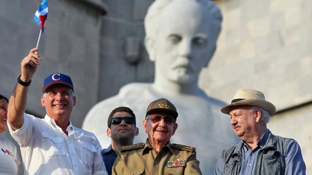 """EEUU fracasa en su """"empeño de destruir a Cuba"""": Díaz-Canel"""