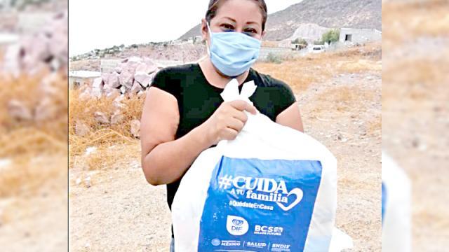 Continúan operación programas alimentarios  de SEDIF