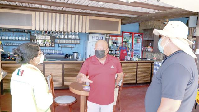 Continúan inspecciones en restaurantes de CSL