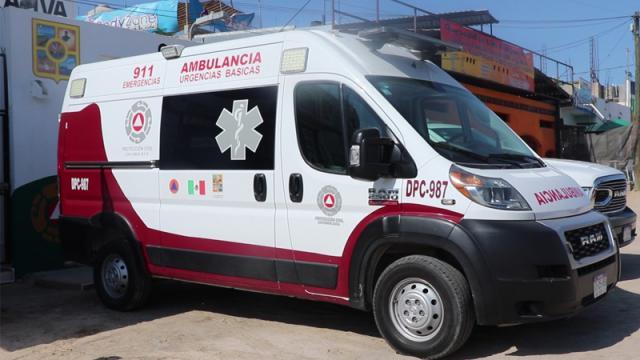 Apoya Ayuntamiento en traslados a pacientes Covid