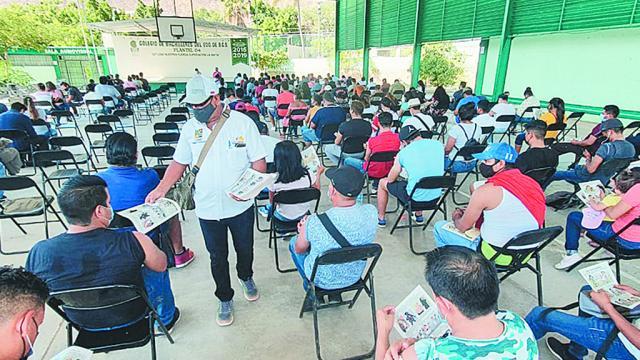 Colabora Gobierno de Los Cabos en jornadas de vacunación