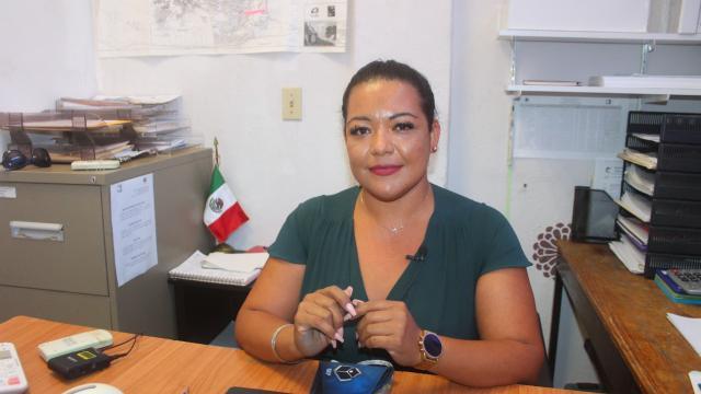 Jefa Interina de Servicios Regionales de la SEP en Los Cabos