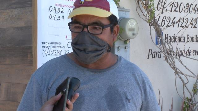Ciudadano denuncia que no pudo ejercer su voto en Consulta Popular